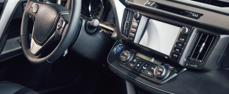 autoradio met navigatie